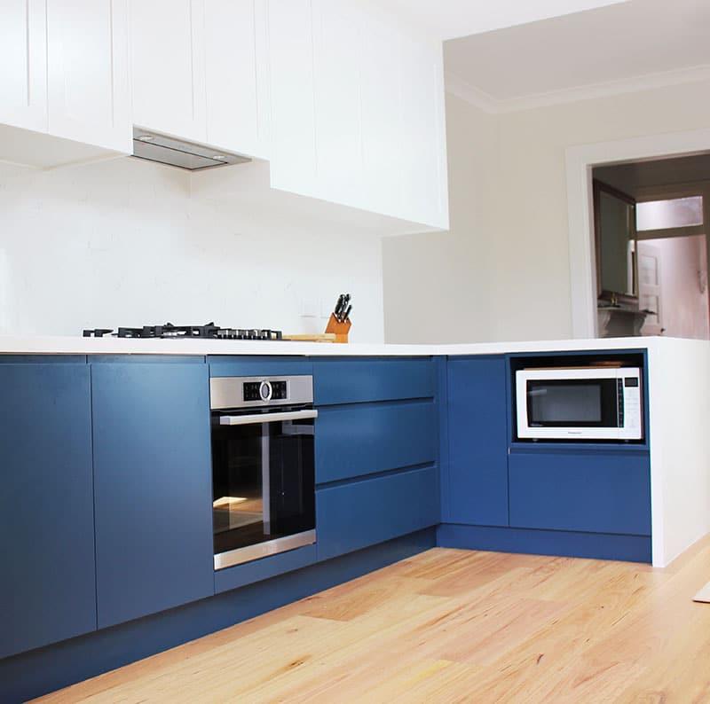 2custom kitchen