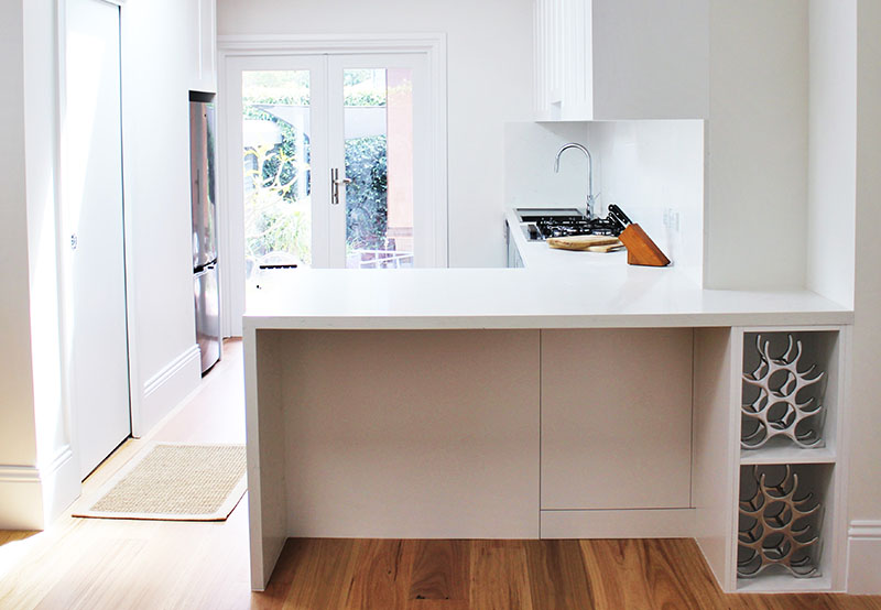 2gully kitchen