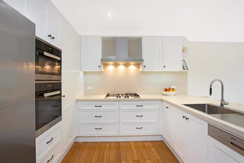2small kitchen
