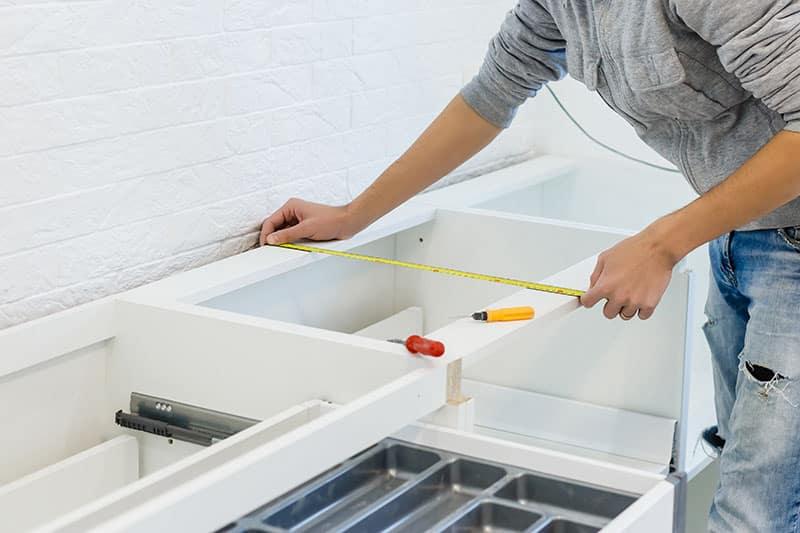 Home improvement and interior design concepts